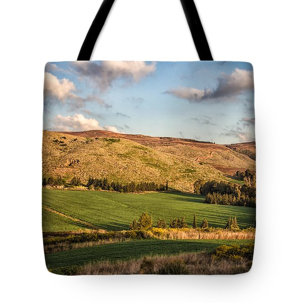 Upper Galilee Tote Bag