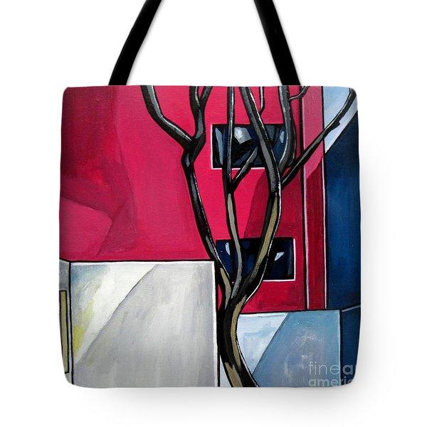 Urban 1 Tote Bag by Sandra Marie Adams