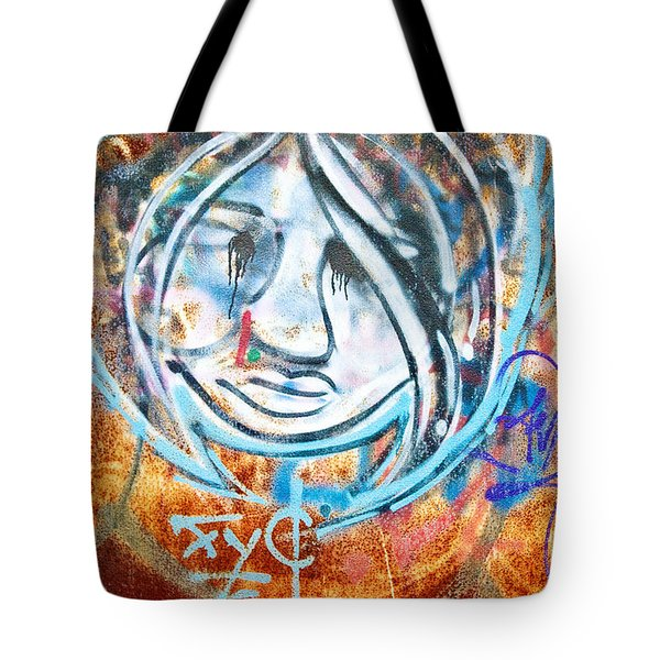 Urban Art Tote Bag by Scott Pellegrin