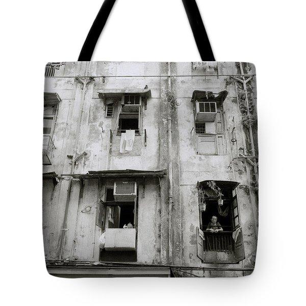 Urban Bombay Tote Bag