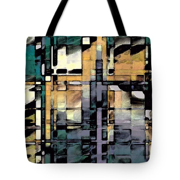 Urban Jungle Tote Bag