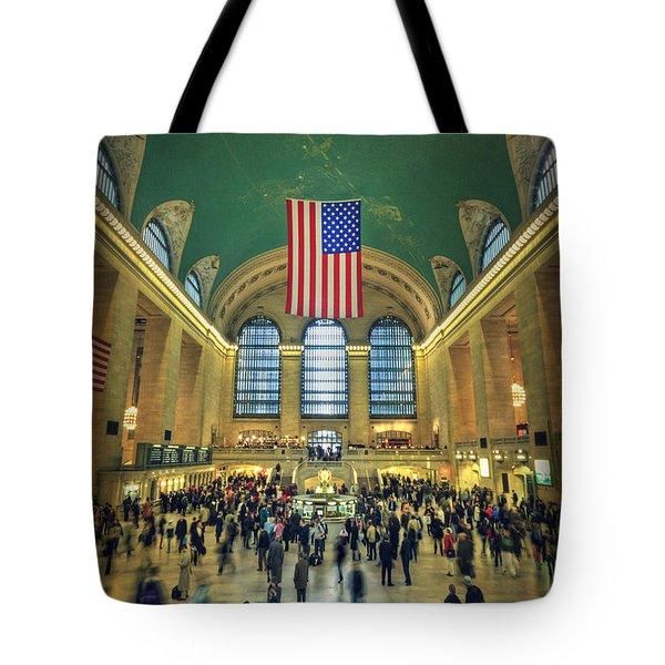 Urban Legend Tote Bag by Evelina Kremsdorf