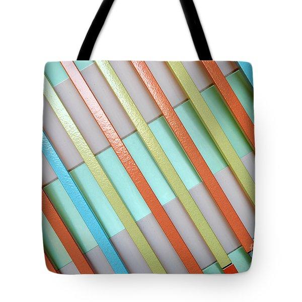 Urban Lines  Tote Bag by Hannes Cmarits