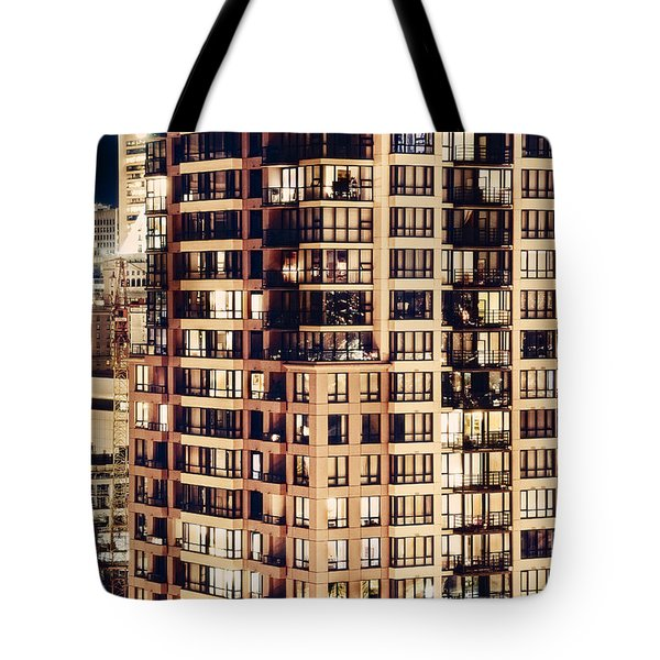 Urban Living Dclxxiv By Amyn Nasser Tote Bag by Amyn Nasser