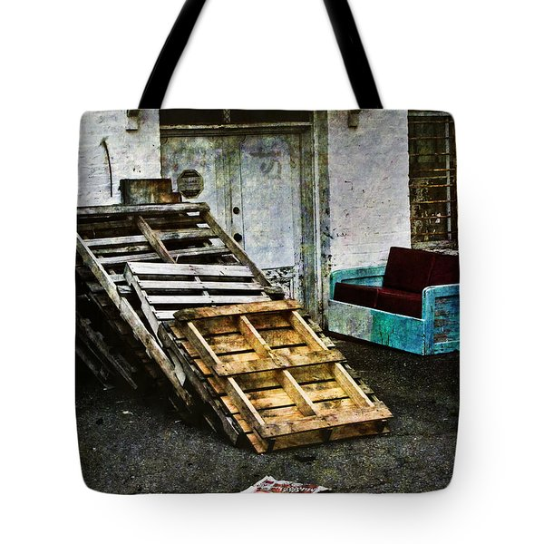 Urban Luxury Tote Bag