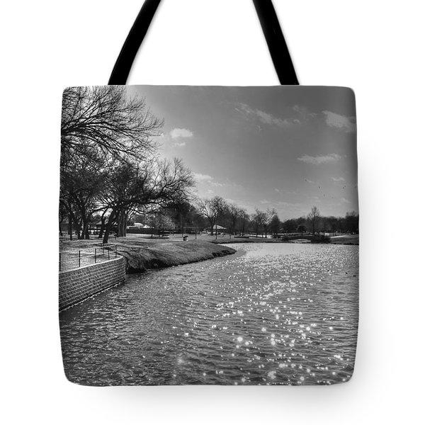 Urban Oasis Tote Bag
