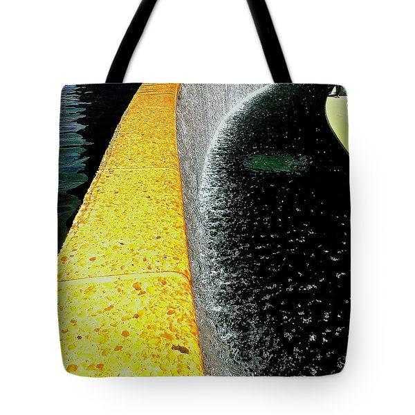 Urban Oasis Tote Bag by James Aiken