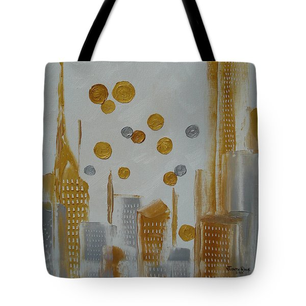 Urban Polish Tote Bag