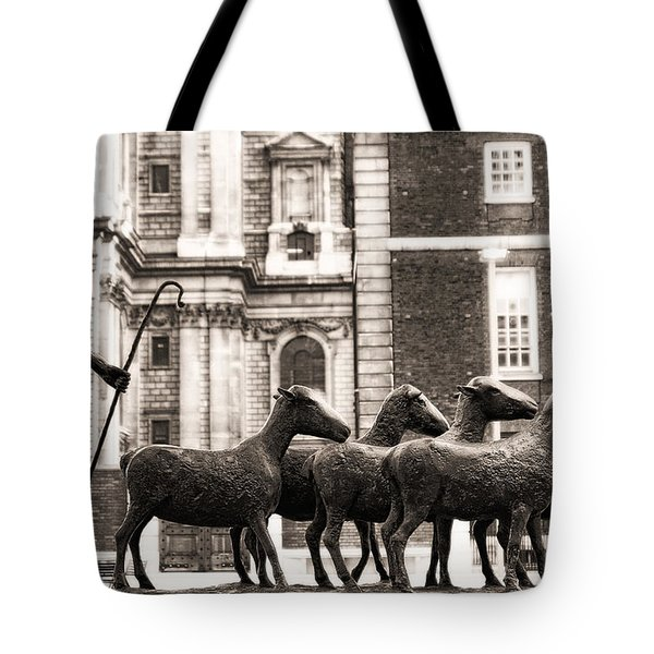 Urban Shepherd 2 Tote Bag by Joanna Madloch