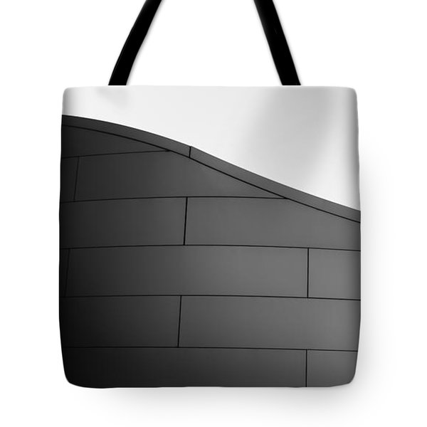 Urban Wave - Abstract Tote Bag