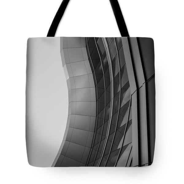 Urban Work - Abstract Architecture Tote Bag