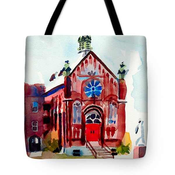 Ursuline II Sanctuary Tote Bag