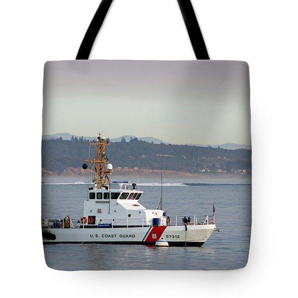 U.s. Coast Guard Cutter - Hawksbill Tote Bag