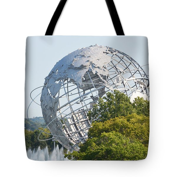 Us Open Tennis Tote Bag by Maria isabel Villamonte