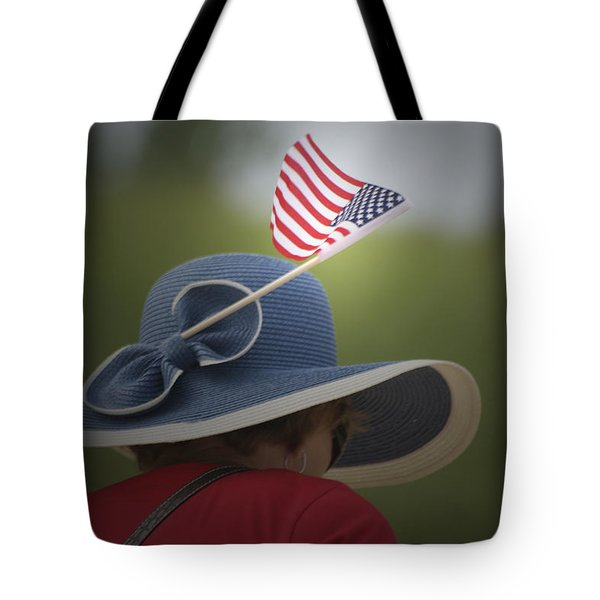 Usa Flags 04 Tote Bag by Thomas Woolworth