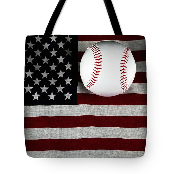 USA Tote Bag by John Rizzuto