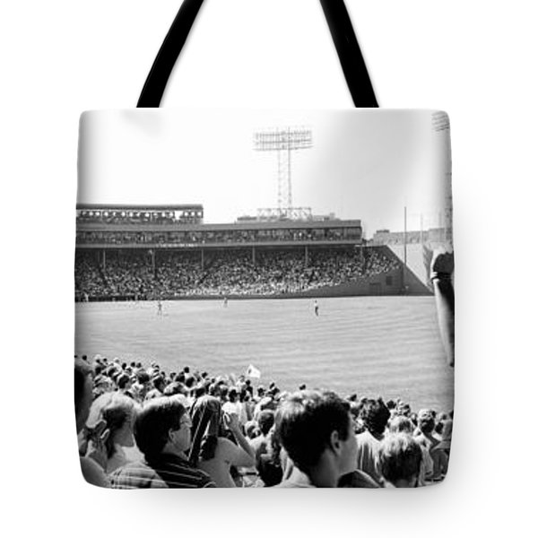 Usa, Massachusetts, Boston, Fenway Park Tote Bag