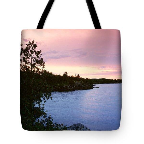 Usa, Michigan, Upper Peninsula, Copper Tote Bag