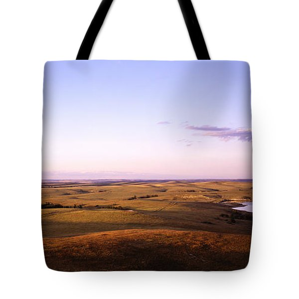 Usa, North Dakota, Stark County Tote Bag