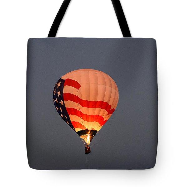 Usa Proud Tote Bag