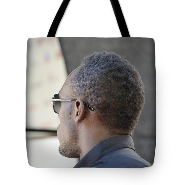 Usain Bolt - The Legend 2 Tote Bag