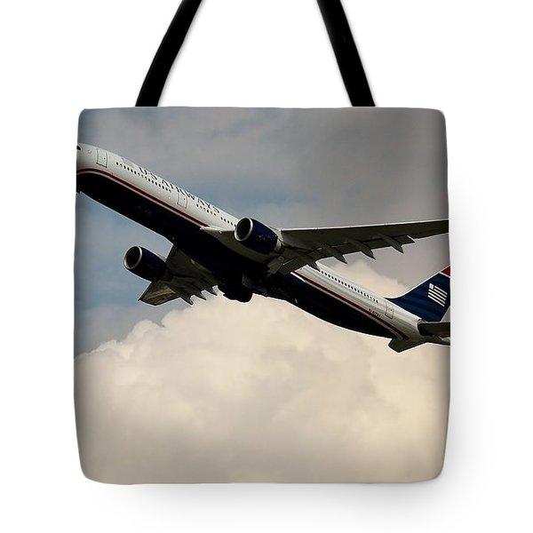 Usair Airbus Tote Bag