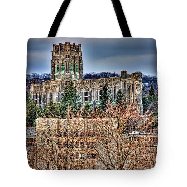 Usma Cadet Chapel Tote Bag