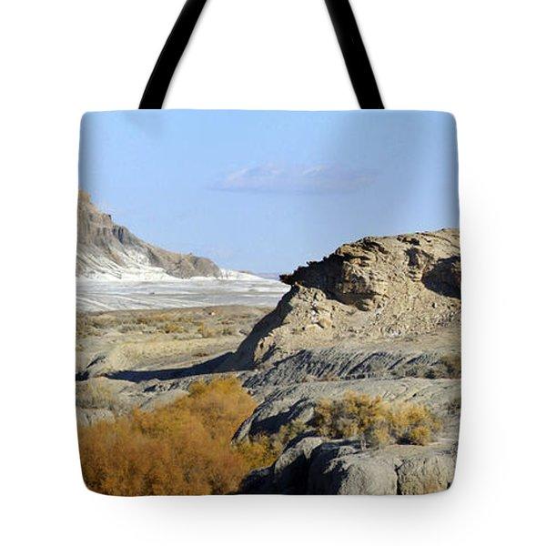 Utah Outback 42 Panoramic Tote Bag by Mike McGlothlen