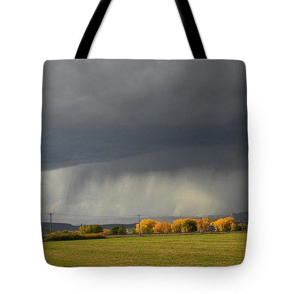 Utah Storm - 2 Tote Bag