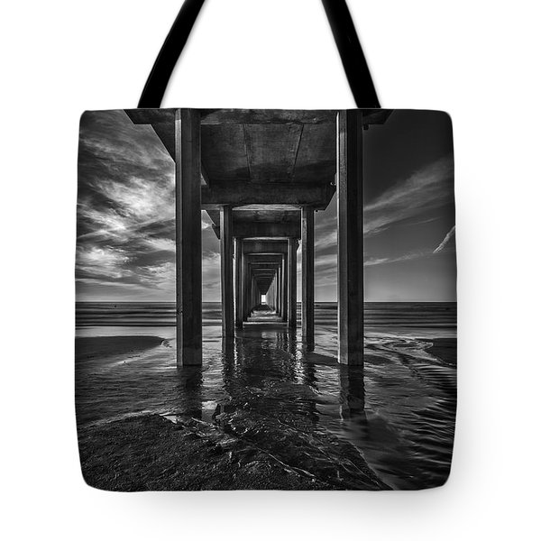 Uttered Madness Tote Bag