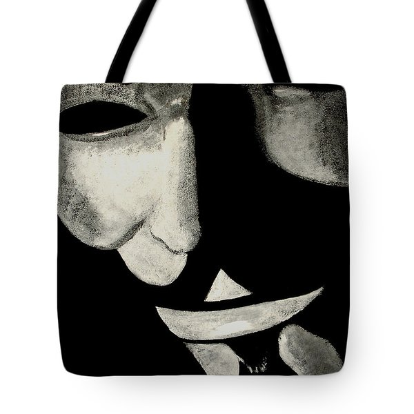 V Tote Bag by Dale Loos Jr