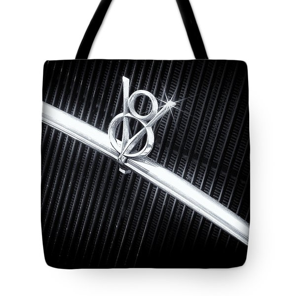 V8 Tote Bag by Caitlyn  Grasso
