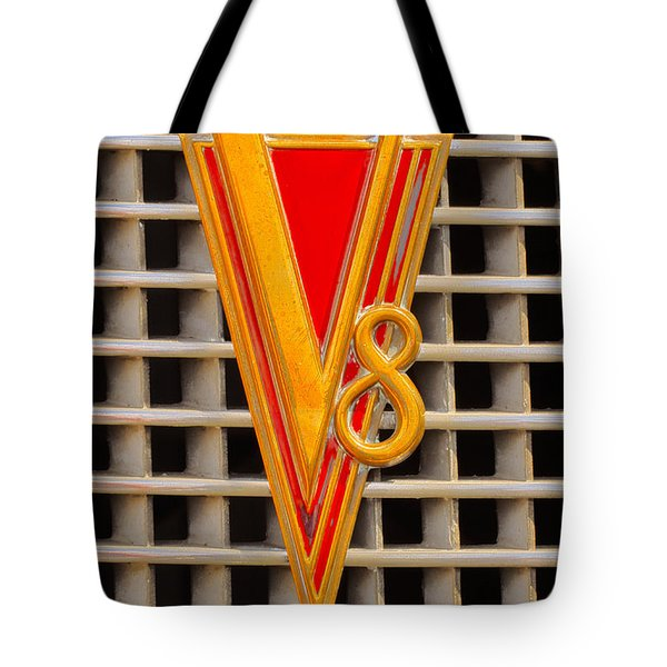 V8 Lasalle Tote Bag by Jerry Fornarotto