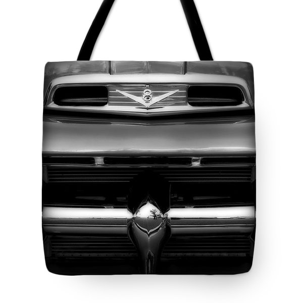 Tote Bag featuring the photograph V8 Power by Steven Sparks