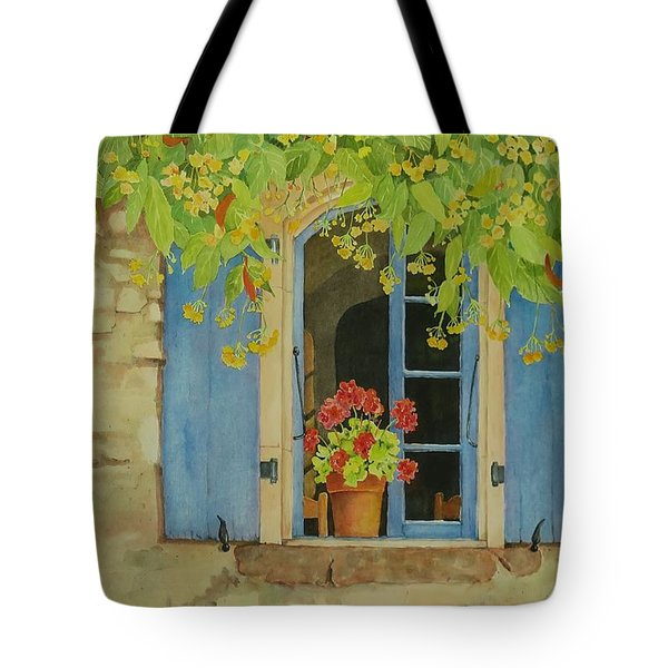 Vacation Memory Tote Bag by Mary Ellen Mueller Legault
