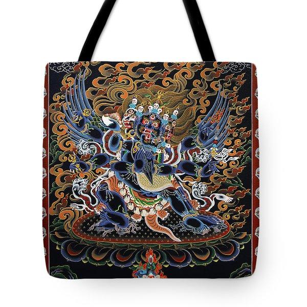 Vajrakilaya Dorje Phurba Tote Bag