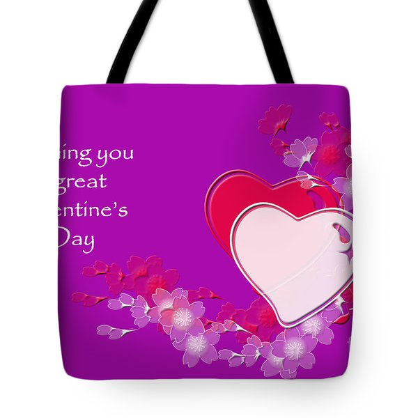Tote Bag featuring the photograph Valentine by Randi Grace Nilsberg