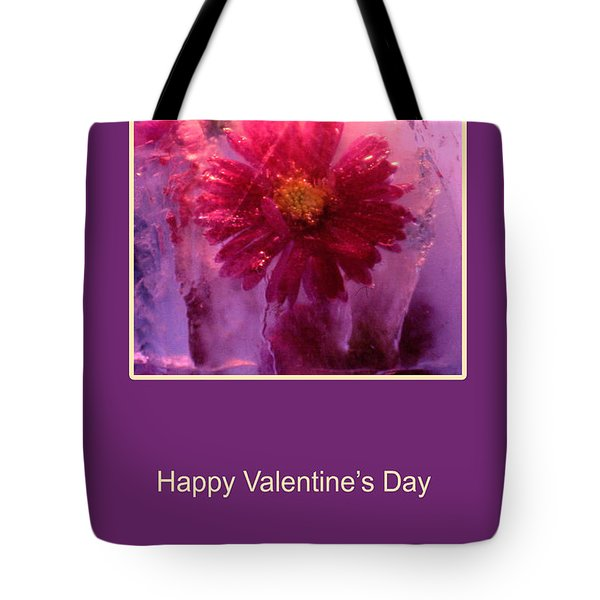 Tote Bag featuring the photograph Valentine's Day by Randi Grace Nilsberg