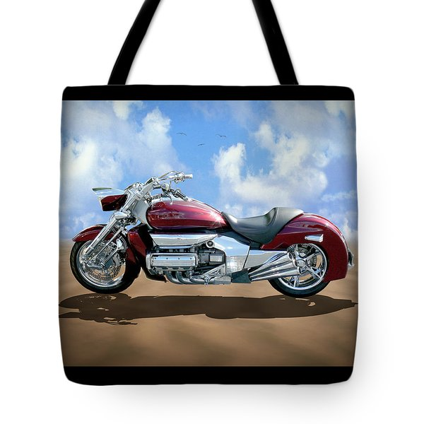 Valkyrie Rune Tote Bag by Mike McGlothlen