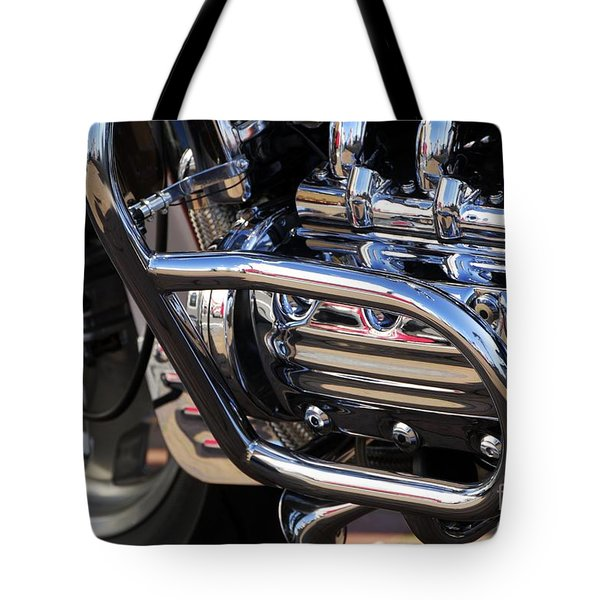 Valkyrie 1 Tote Bag by Wendy Wilton