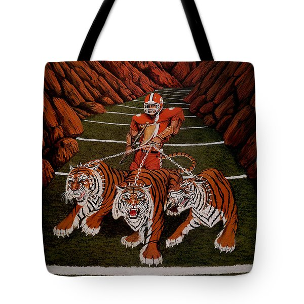 Valley Of Death Tote Bag by Jeff McJunkin