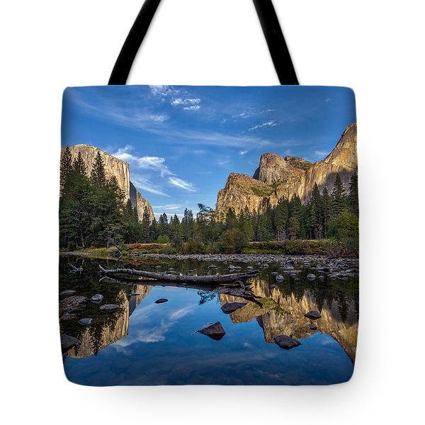 Valley View I Tote Bag