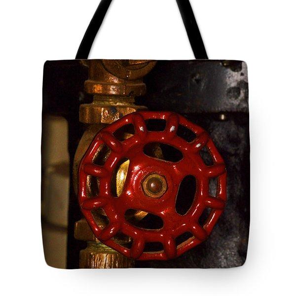 Valve Tote Bag