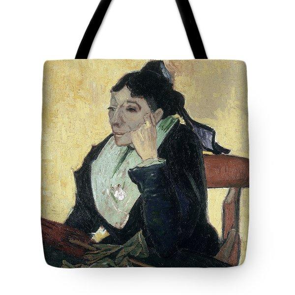 Van Gogh Larlesienne 1888 Tote Bag by Granger