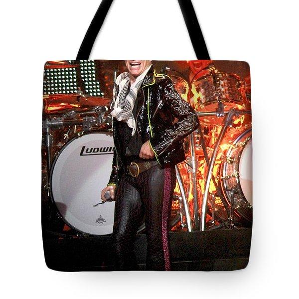 Van Halen - David Lee Roth  Tote Bag