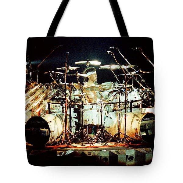 Van Halen-ou812-alex-4-1 Tote Bag