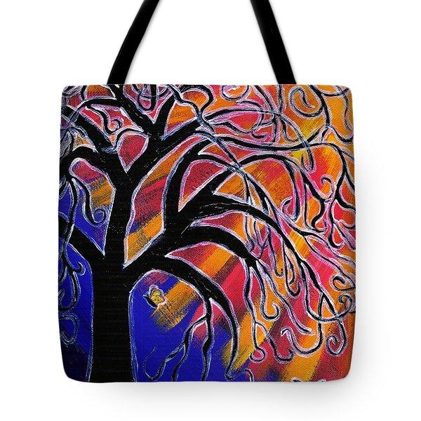 Vanessa Tote Bag by Vicki Maheu