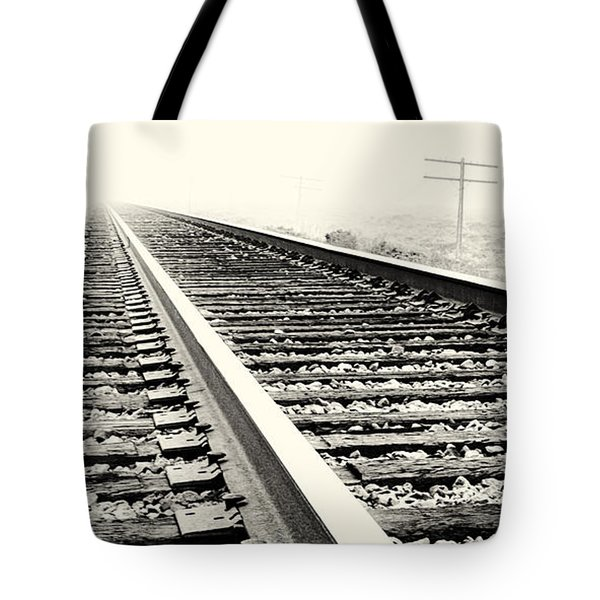 Vanishing Point Tote Bag by Caitlyn  Grasso