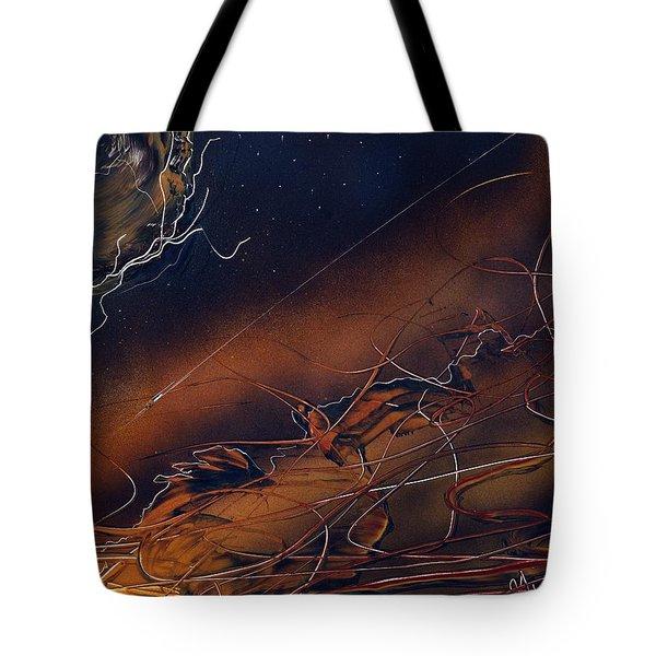 Vapors Tote Bag