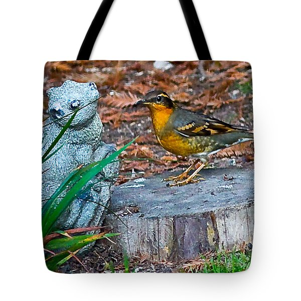 Tote Bag featuring the photograph Vared Thursh by Brian Williamson